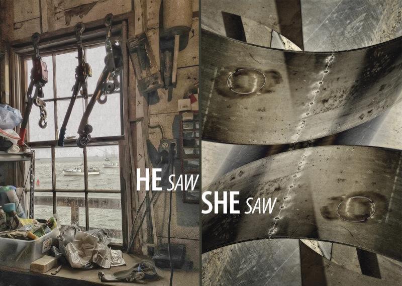 He saw she saw 2013